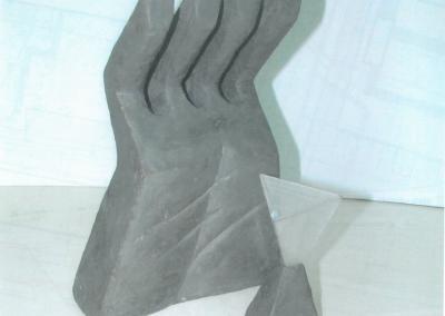 Sculpture of Good Health